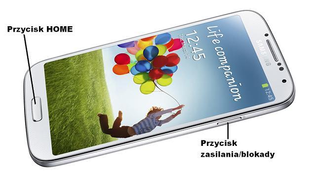 Screenshot Samsung Galaxy S4