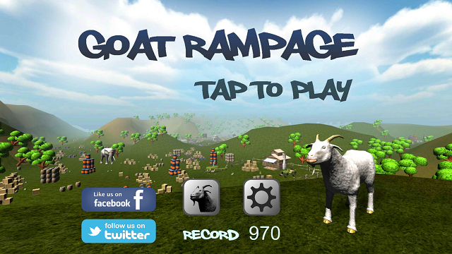 Goat Rampage Cover