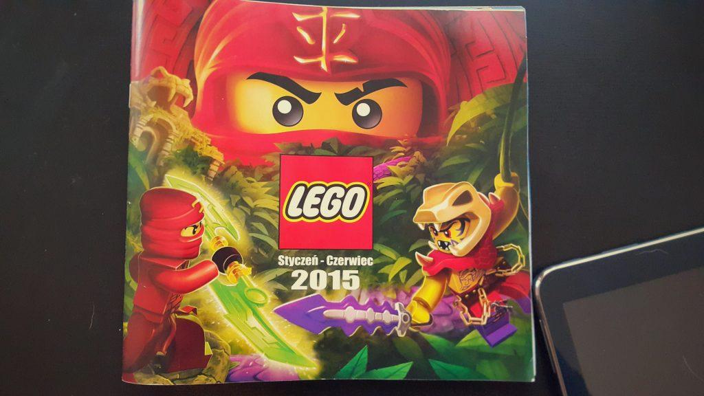 Katalog Lego Okładka