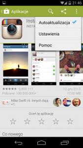 Automatyczna Aktualizacja Android Pojedyńczo