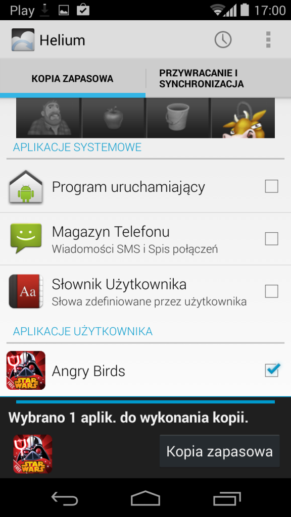 Helium Android 3