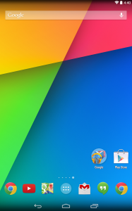 Launcher Google Now 1