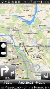 Navigator nawigacja offline