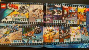 Katalog Lego Zawartość