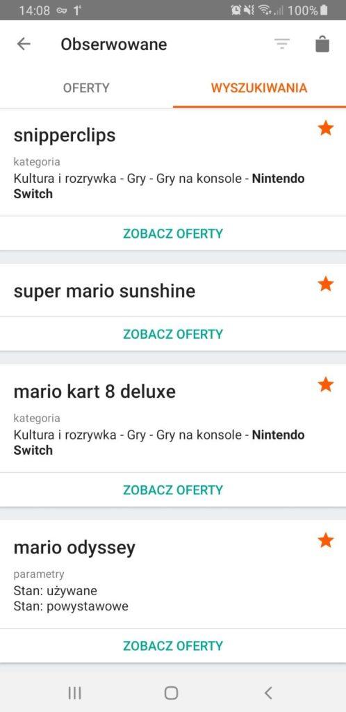 Allegro Wyszukiwania